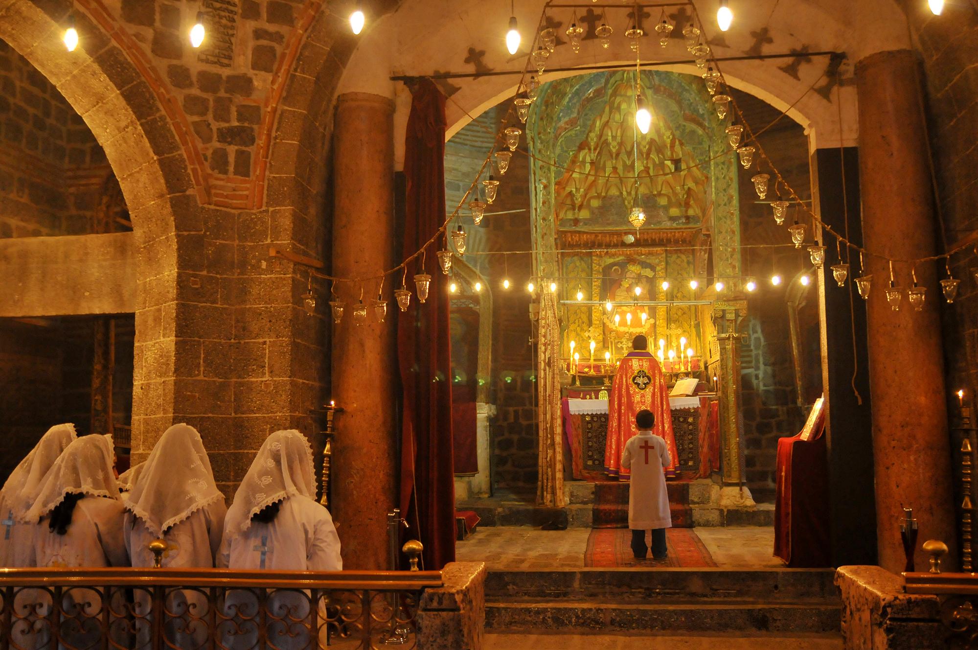 Virgin Mary Church